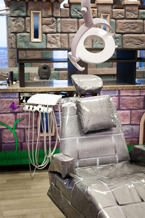 Castle Chair